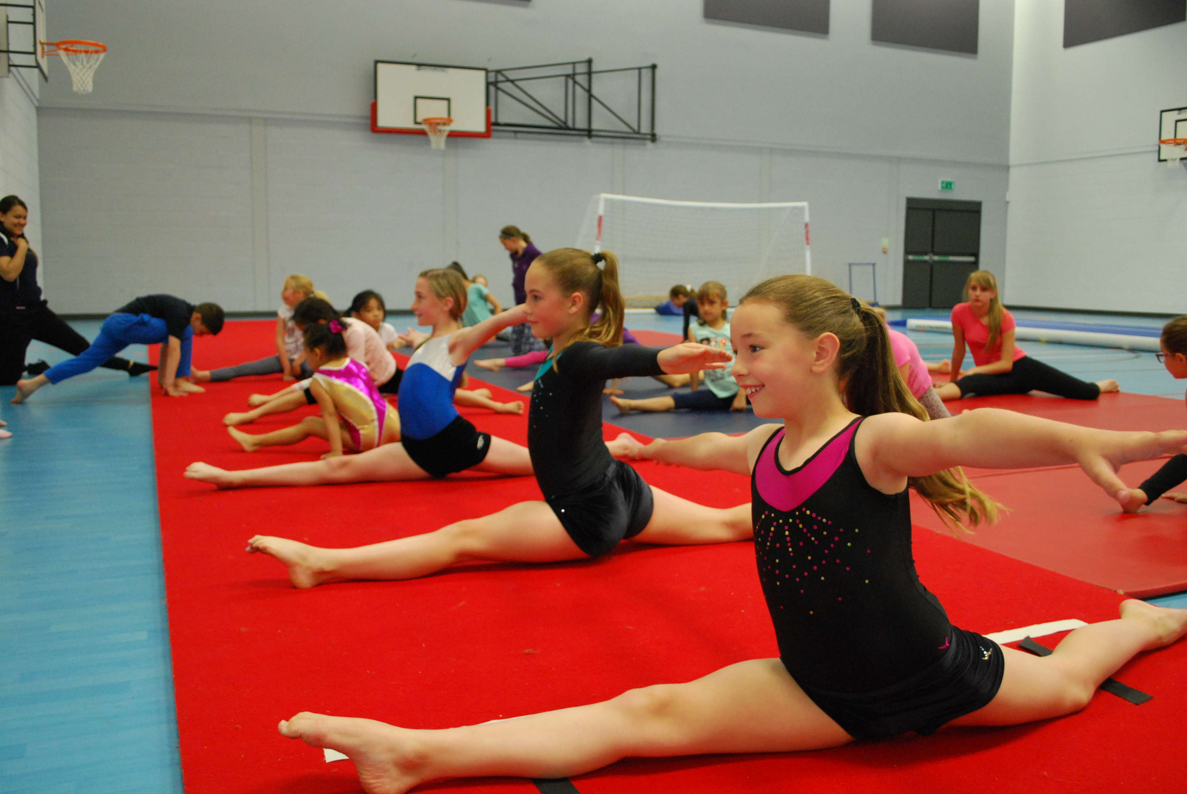 Thurrock Gymnastics Academy - one of our classes