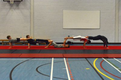Gymnastics Classes in Thurrock, Essex